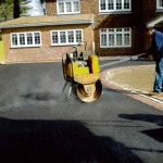 levelling tarmac