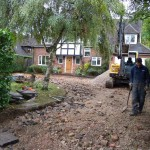 Roefield Driveways Work Example